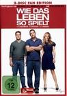 WIE DAS LEBEN SO SPIELT - FAN EDITION [2 DVDS] - DVD - Komödie