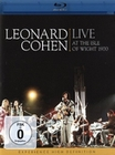 LEONARD COHEN - LIVE AT THE ISLE OF WIGHT 1970 - BLU-RAY - Musik