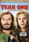 YEAR ONE - ALLER ANFANG IST SCHWER - EXT. VERS. - DVD - Komdie