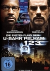 DIE ENTFHRUNG DER U-BAHN PELHAM 123 - DVD - Action