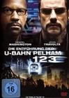 DIE ENTFÜHRUNG DER U-BAHN PELHAM 123 - DVD - Action