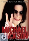 MICHAEL JACKSON - THANK YOU FOR THE MU... (+ CD) - DVD - Musik