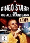 RINGO STARR & HIS ALL STARR BAND - LIVE - DVD - Musik