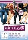 AFFÄREN A LA CARTE - DVD - Komödie
