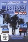 A TASTE OF WESTCOAST /USA - EASY LIVING UNDER... - DVD - Reise