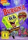 SPONGEBOB SCHWAMMKOPF - BURGINA - DVD - Kinder