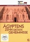 ÄGYPTENS 10 GRÖSSTE GEHEIMNISSE - DISC. GESCH. - DVD - Kultur