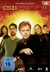 CSI: MIAMI - SEASON 4 [6 DVDS] - DVD - Thriller & Krimi