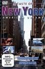 A TASTE OF NEW YORK - AMERICAN DREAMS - DVD - Reise