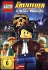 LEGO - DIE ABENTEUER VON CLUTCH POWERS - DVD - Kinder