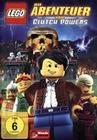 LEGO - DIE ABENTEUER VON CLUTCH POWERS - DVD - Kinder