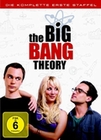 THE BIG BANG THEORY - STAFFEL 1 [3 DVDS] - DVD - Comedy