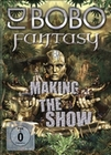 DJ BOBO - FANTASY/MAKING THE SHOW - DVD - Musik