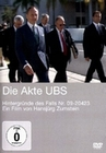 DIE AKTE UBS - HINTERGRNDE DES FALLS NR. 09-... - DVD - Dokumentarfilm