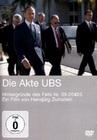 DIE AKTE UBS - HINTERGRÜNDE DES FALLS NR. 09-... - DVD - Dokumentarfilm