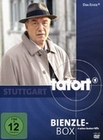 TATORT - BIENZLE-BOX [4 DVDS] - DVD - Thriller & Krimi