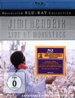 JIMI HENDRIX - LIVE AT WOODSTOCK - BLU-RAY - Musik