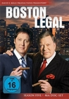 BOSTON LEGAL - SEASON 5 [4 DVDS]
