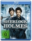 SHERLOCK HOLMES (INKL. DIGITAL COPY) - BLU-RAY - Action