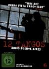 12 TANGOS - ADIOS BUENOS AIRES (OMU) - DVD - Dokumentarfilm