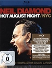 NEIL DIAMOND - HOT AUGUST NIGHT/NYC - BLU-RAY - Musik