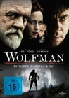 WOLFMAN - EXTENDED VERSION [DC] - DVD - Horror