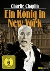 CHARLIE CHAPLIN - EIN KÖNIG IN NEW YORK - DVD - Comedy