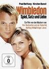 WIMBLEDON - SPIEL, SATZ UND LIEBE - DVD - Unterhaltung
