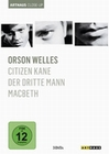 ORSON WELLES - ARTHAUS CLOSE-UP [3 DVDS] - DVD - Unterhaltung