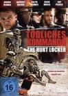 TÖDLICHES KOMMANDO - THE HURT LOCKER - DVD - Kriegsfilm