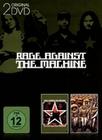 RAGE AGAINST THE MACHINE - LIVE/BATTLE.. [2DVDS] - DVD - Musik