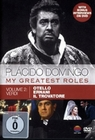 PLACIDO DOMINGO - MY GREATEST ROLES 2 [4 DVDS] - DVD - Musik