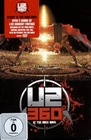 U2 - 360 GRAD AT THE ROSE BOWL - DVD - Musik