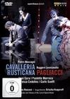 MASCAGNI/LEONVALLI - CAVALLERIA RUST./PAGLIACCI - DVD - Musik