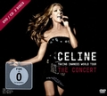CELINE DION - TAKING CHANCES WORLD TOUR (+ CD) - DVD - Musik