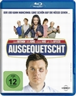 AUSGEQUETSCHT - BLU-RAY - Komödie