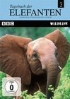 TAGEBUCH DER ELEFANTEN 2 - DVD - Tiere