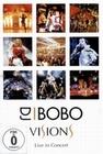 DJ BOBO - VISIONS/LIVE IN CONCERT - DVD - Musik