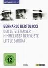 BERNARDO BERTOLUCCI - ARTHAUS CLOSE-UP [3 DVDS] - DVD - Unterhaltung