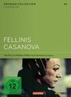 FELLINI`S CASANOVA - ARTHAUS COLLECT. LITERATUR - DVD - Unterhaltung