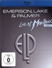 EMERSON, LAKE & PALMER - LIVE AT MONTREUX 1997 - BLU-RAY - Musik