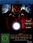 IRON MAN 2 - BLU-RAY - Action