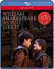 WILLIAM SHAKESPEARE - AS YOU LIKE IT - BLU-RAY - Theater
