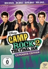 CAMP ROCK 2 - THE FINAL JAM - EXTENDED EDITION - DVD - Kinder