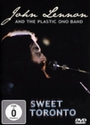 JOHN LENNON AND THE PLASTIC... - SWEET TORONTO - DVD - Musik