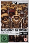 RAGE AGAINST THE MACHINE - THE BATTLE../ON STAGE - DVD - Musik