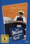 DREI MANN IN EINEM BOOT - DVD - Komödie