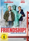FRIENDSHIP! - DVD - Komödie