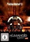 TOKIO HOTEL - HUMANOID CITY/LIVE - DVD - Musik