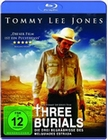 THREE BURIALS - BLU-RAY - Western